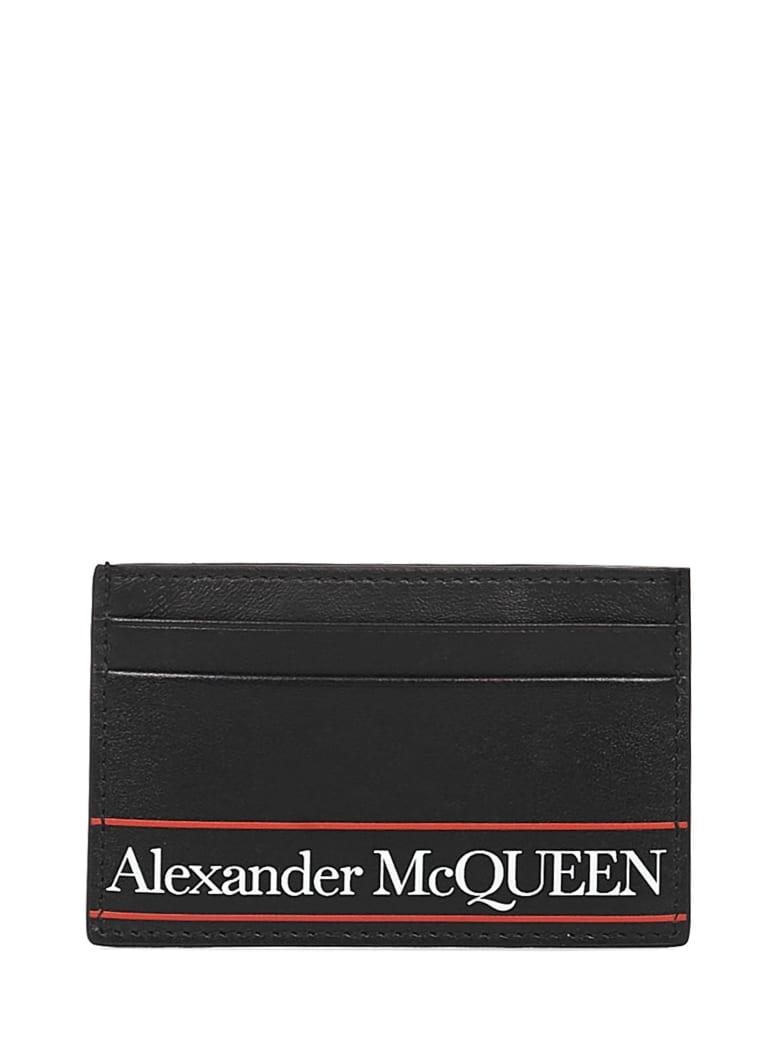Alexander McQueen Cardholder - Black