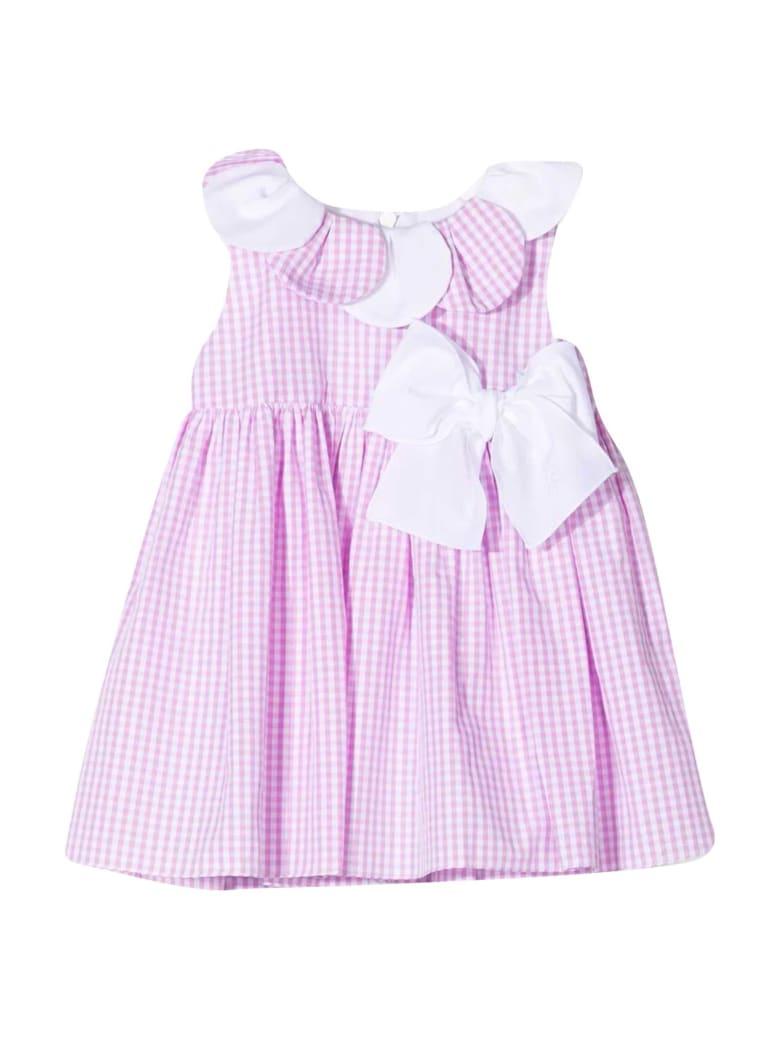 leBebé Le Bebé Enfant Check Dress - Rosa