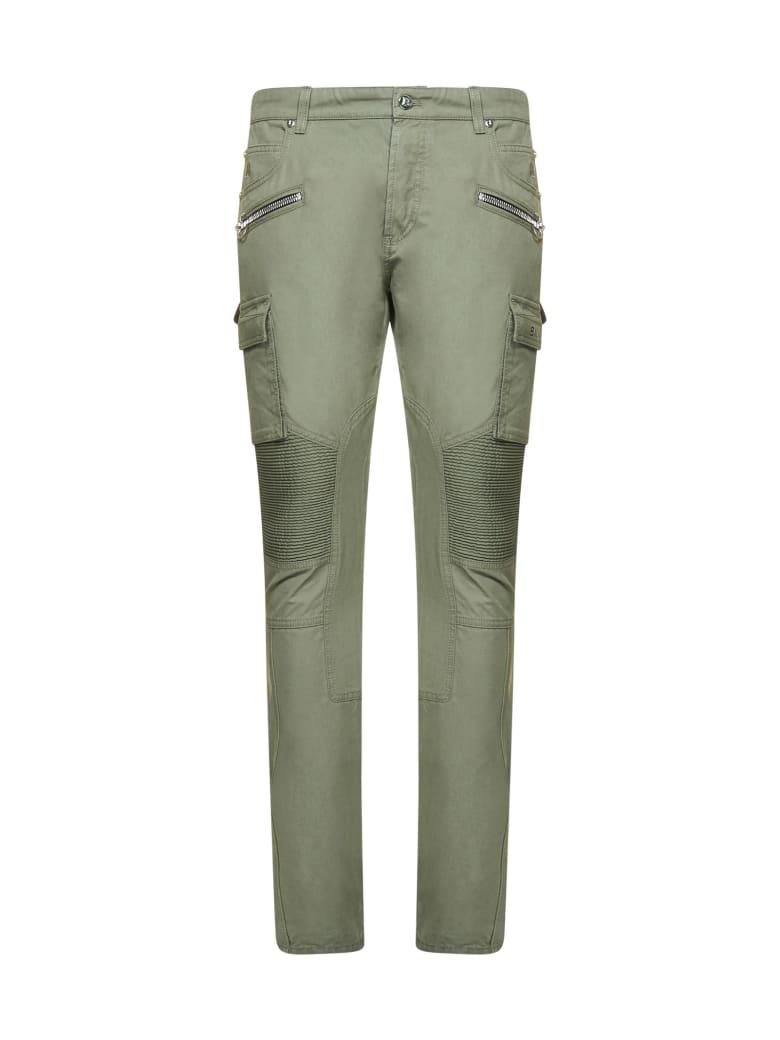 Balmain Pants - Kaki
