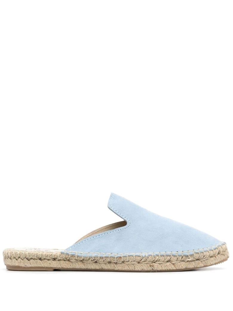 Manebi Woman Mules - Hamptons - Placid Blue - Placid blue