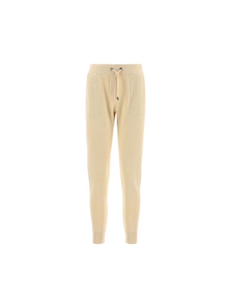 Brunello Cucinelli Pants - Vanilla