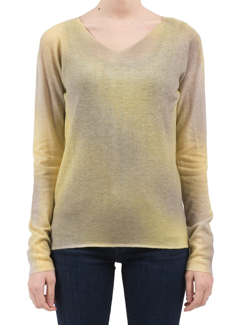WLNS - Sweater - Yellow