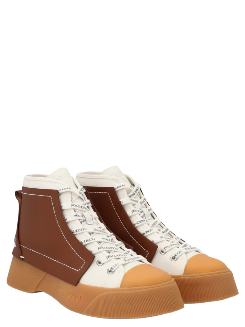 J.W. Anderson 'trainer' Shoes - Brown