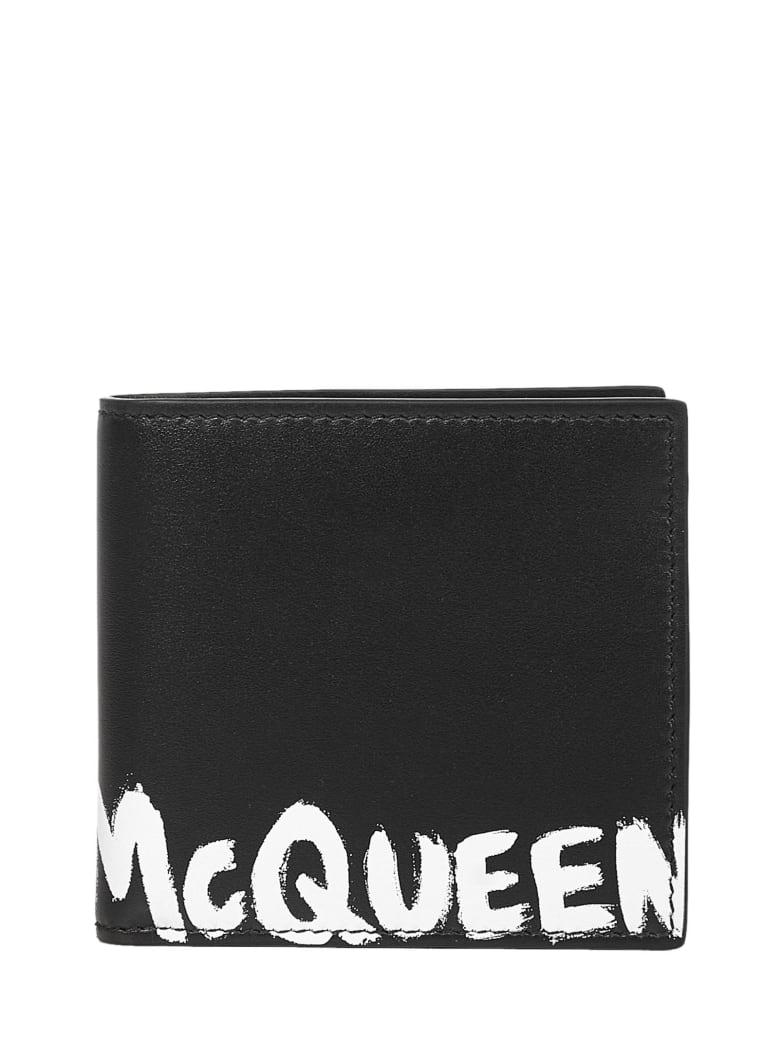 Alexander McQueen Wallets - Black