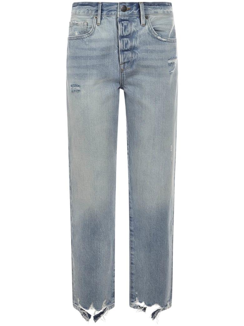 Frame Denim Jeans - Light blue