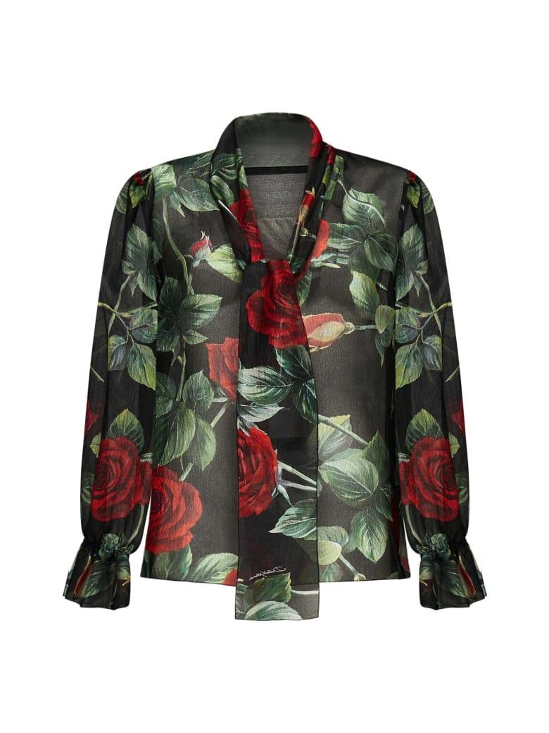 Dolce & Gabbana Shirt - Rose fdo nero