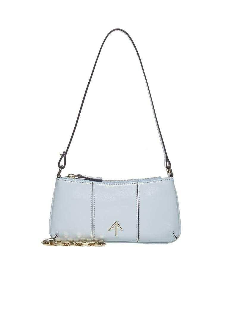 MANU Atelier Shoulder Bag - Artic blue