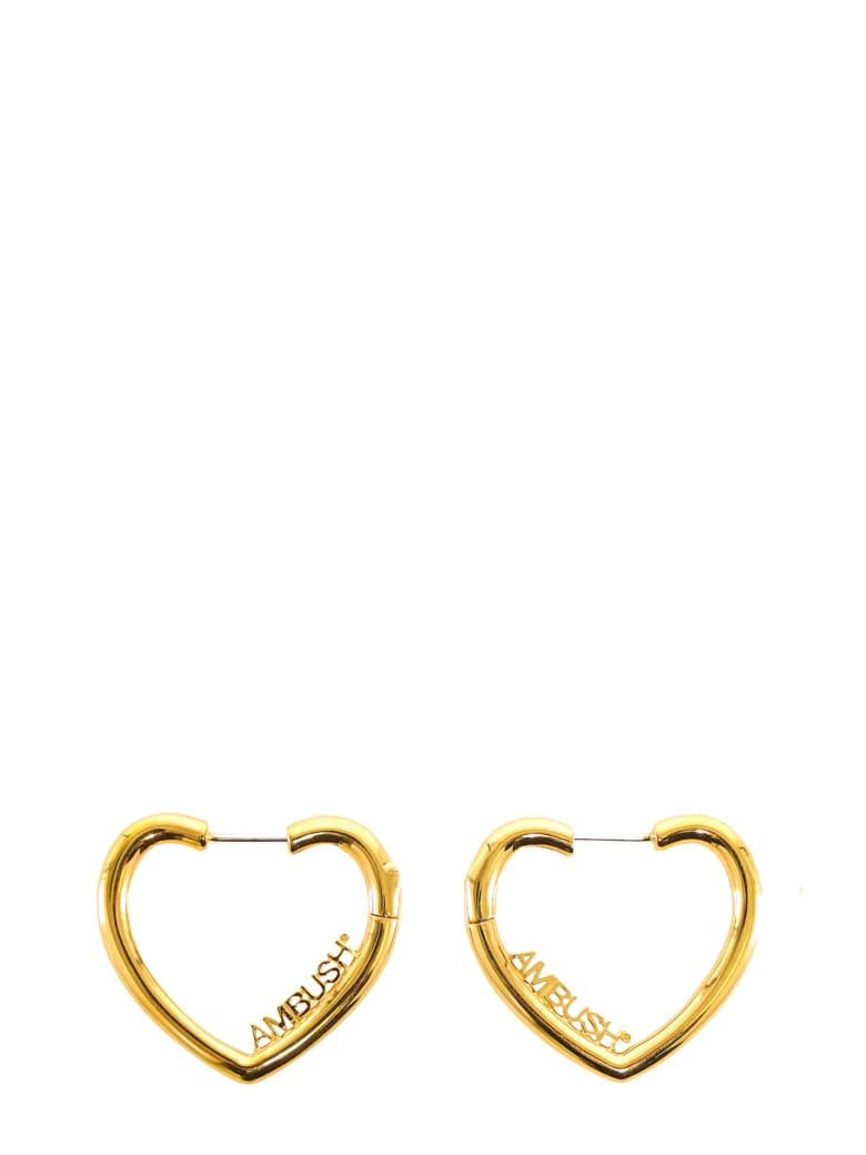 AMBUSH Earrings - Gold