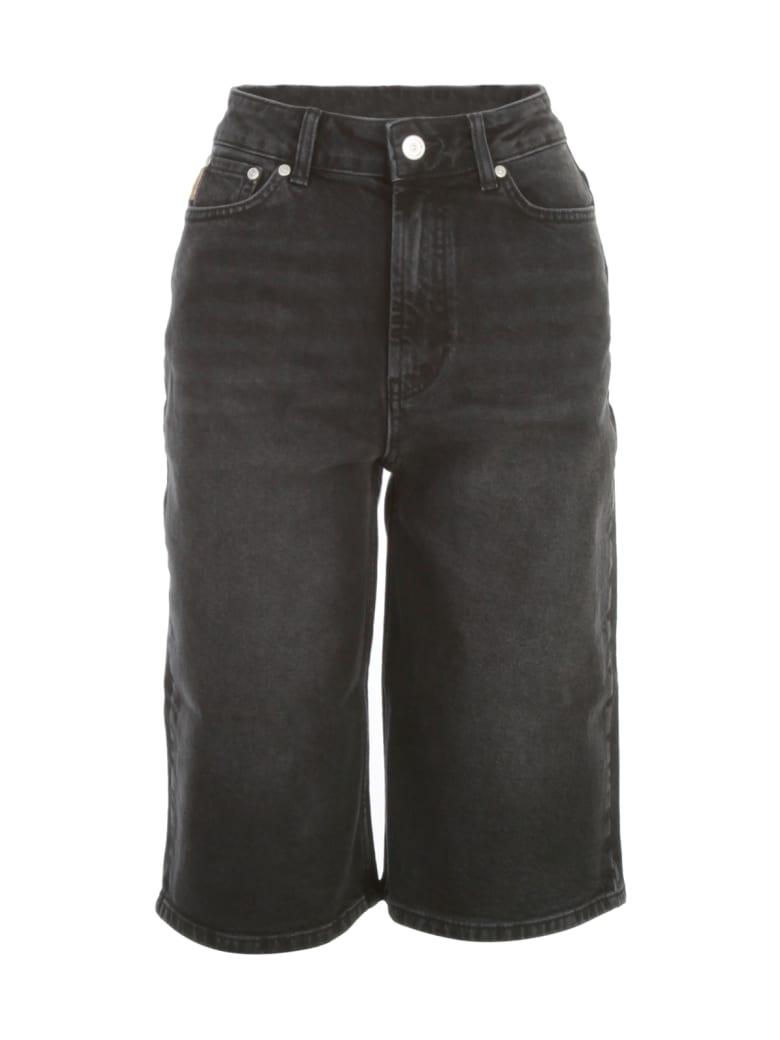 Ganni Comfort Stretch Shorts - Black