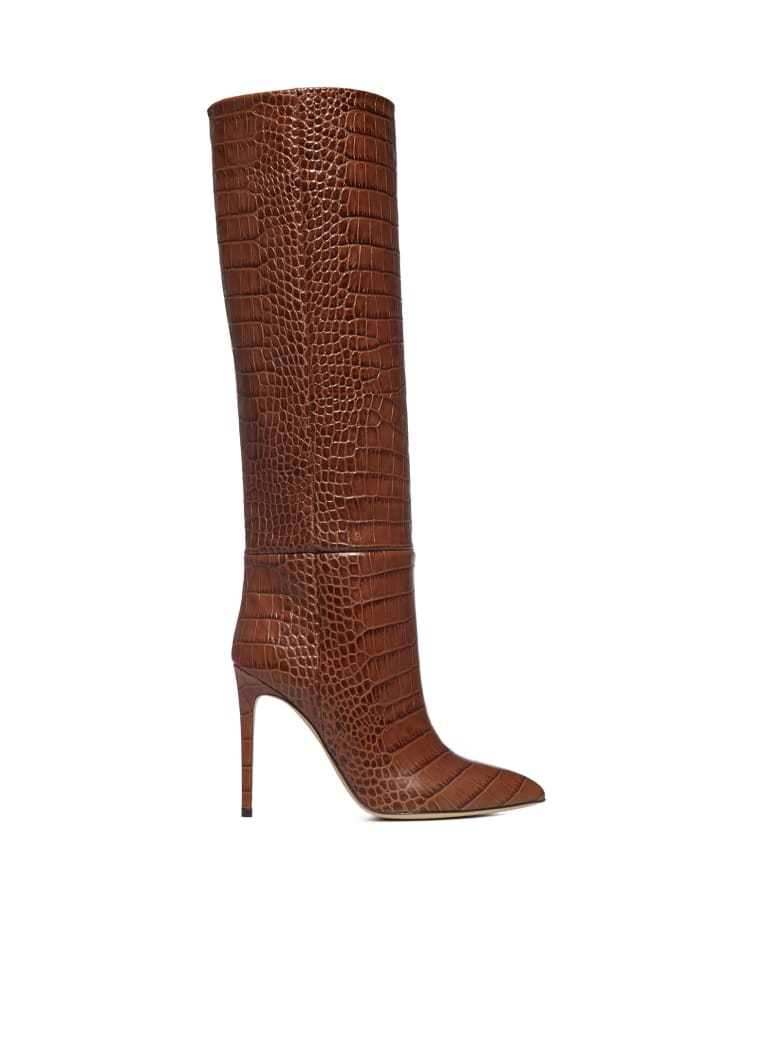 Paris Texas Boots - Marrone