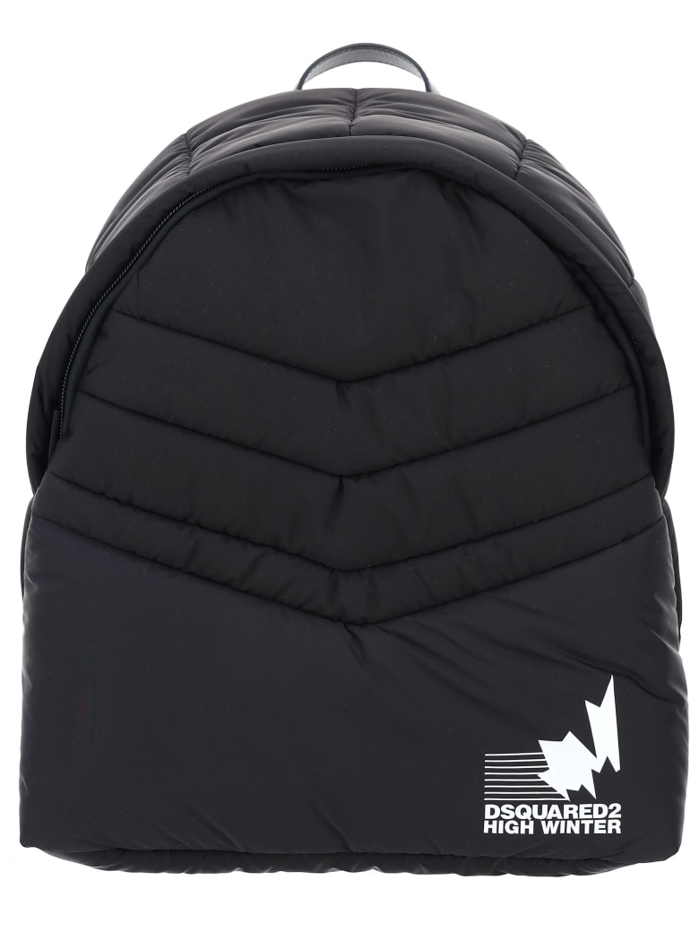 Dsquared2 Backpack - Nero