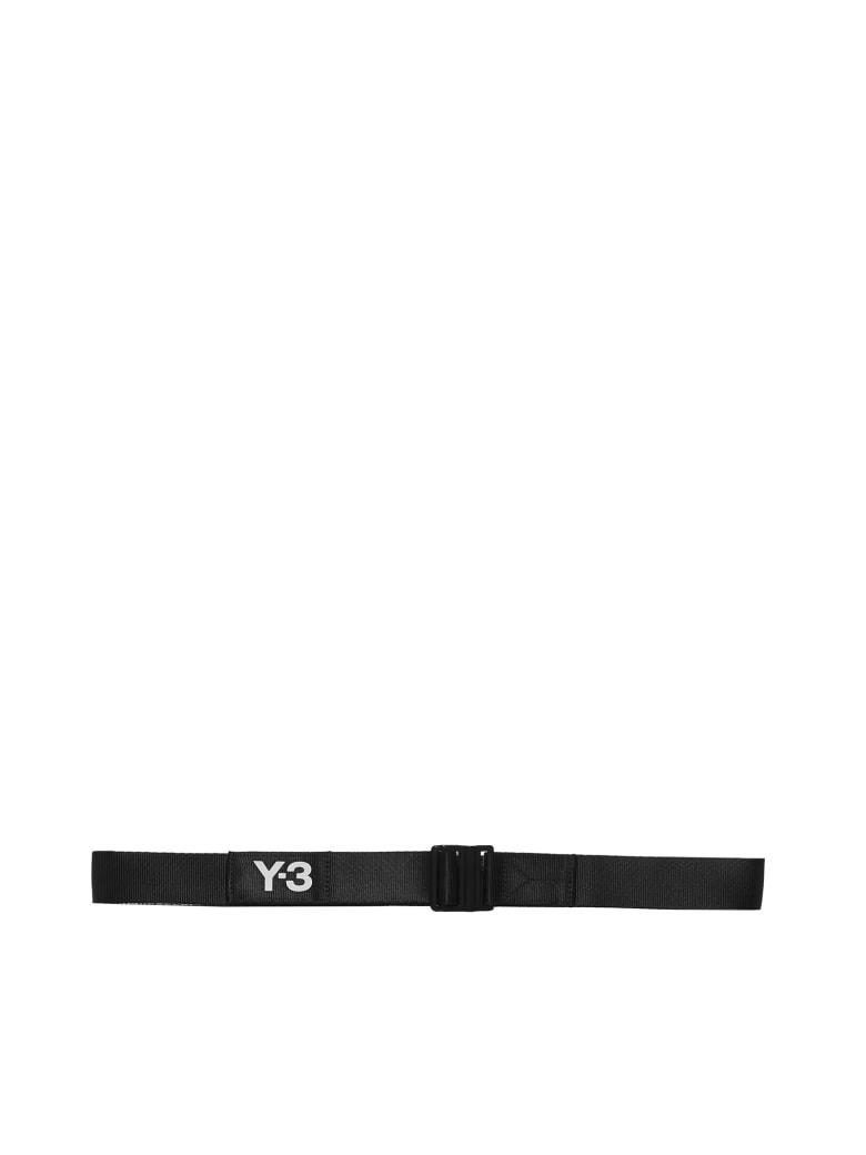 Y-3 Belt - Black