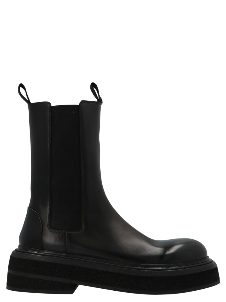 Marsell 'zuccone' Shoes - Black