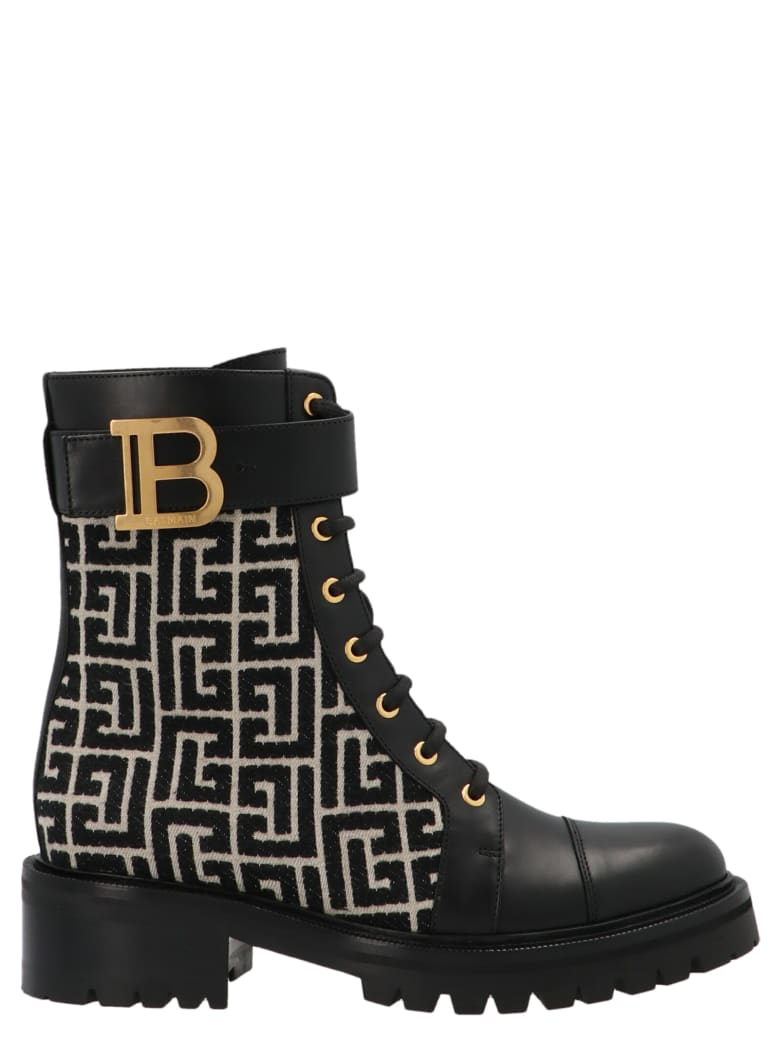 Balmain 'romy' Shoes - Multicolor