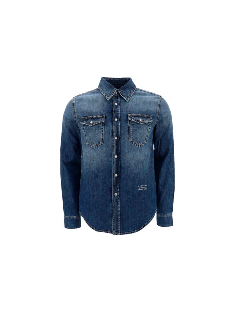 Givenchy Shirt - Denim blue