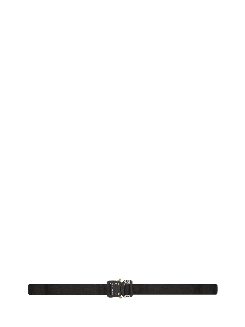 1017 ALYX 9SM Alyx Medium Rollercoaster Belt - Black