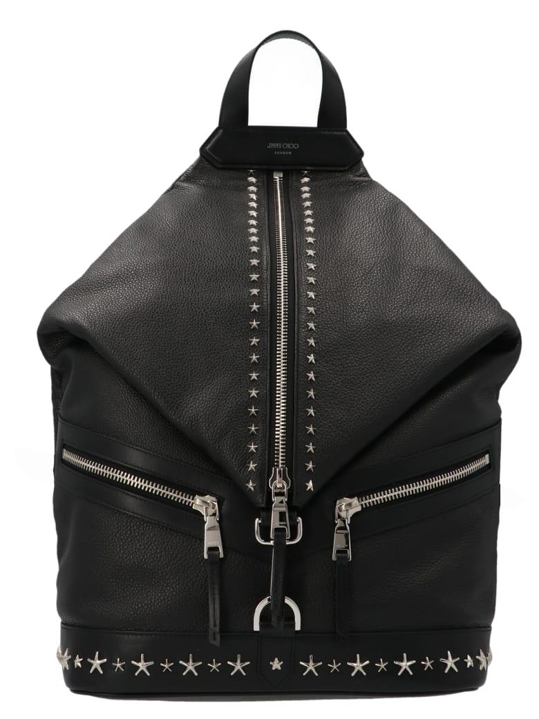 Jimmy Choo 'fitzroy' Bag - Black