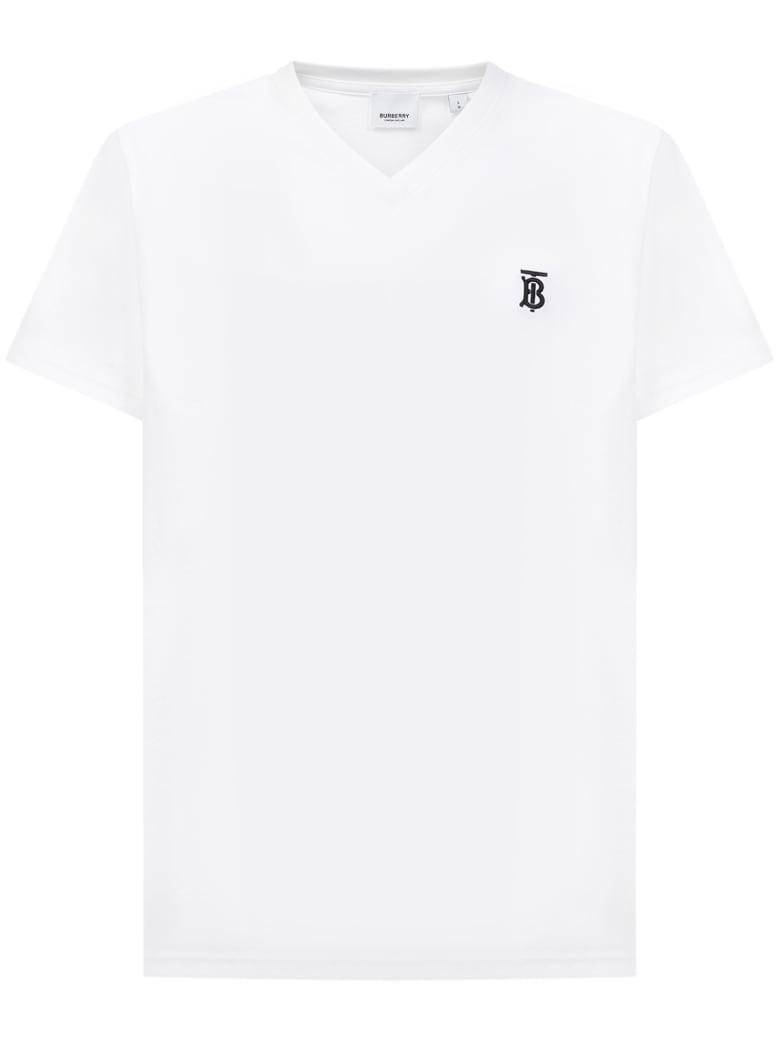 Burberry T-shirt - White