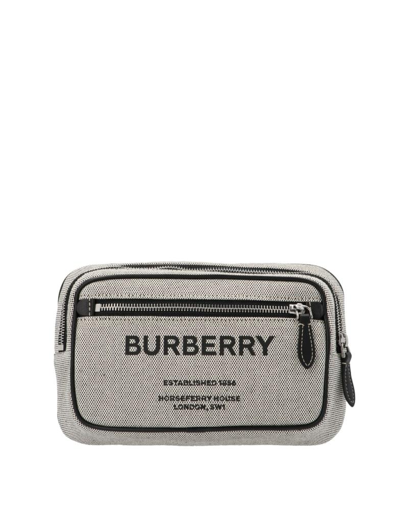 Burberry 'horseferry' Bag - Grey