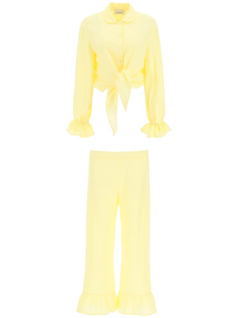 Sleeper Rumba Set - LEMON (Yellow)