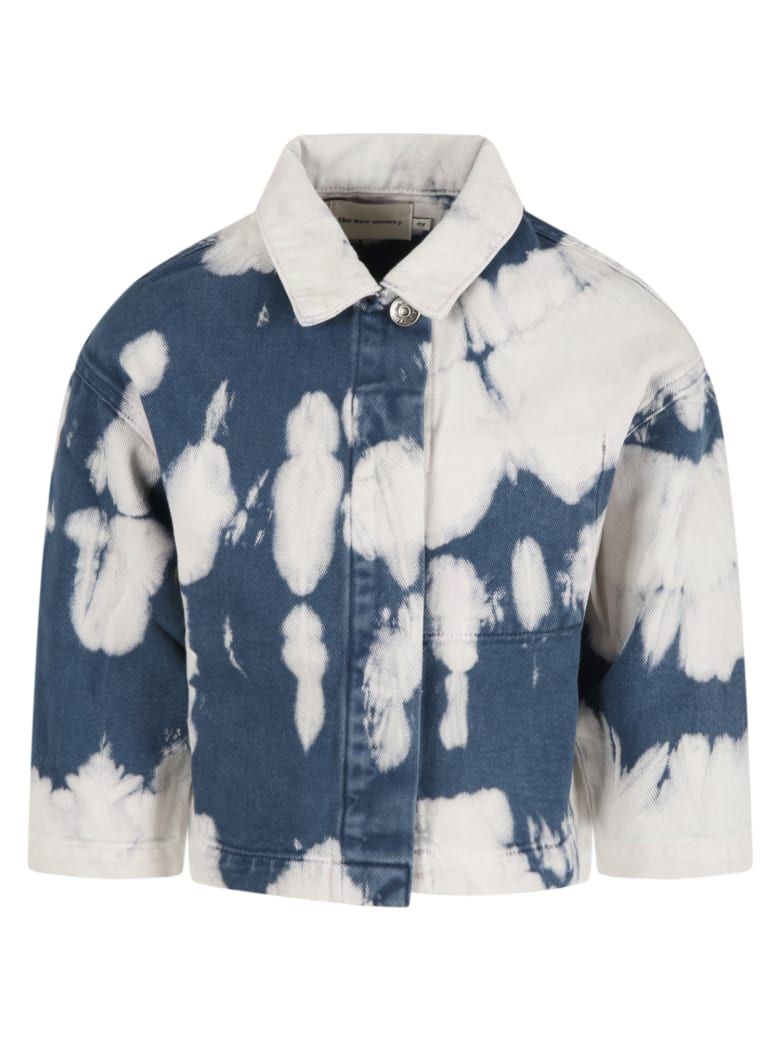 The New Society Multicolor ''vincent'' Jacket For Kids - Multicolor