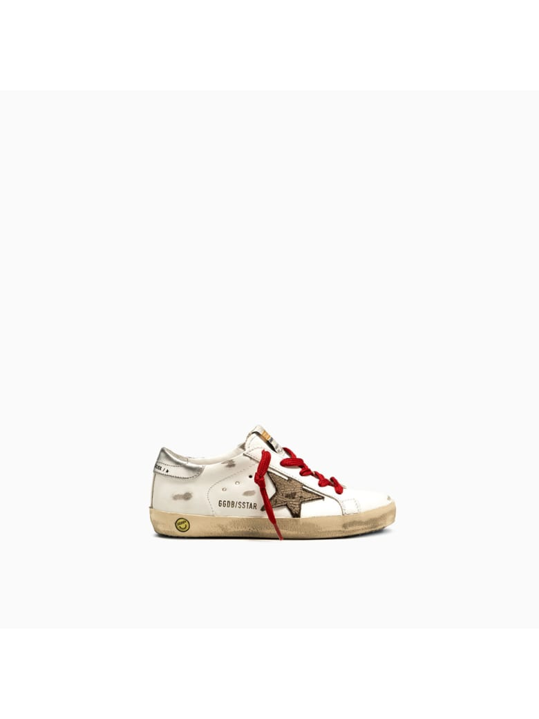 Golden Goose Deluxe Brand Super Star Classic Sneakers Gyf00101 F002017 - 10767