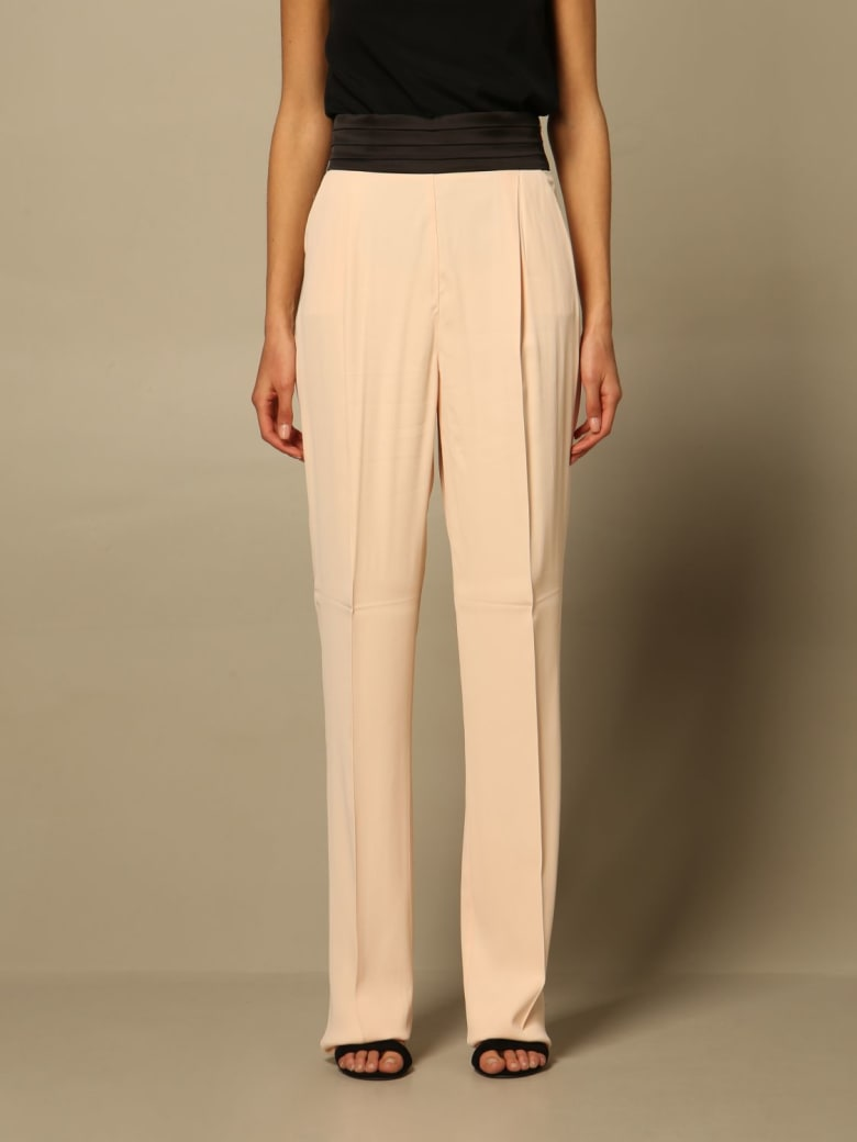 Anna Molinari Pants Pants Women Anna Molinari - Blush Pink