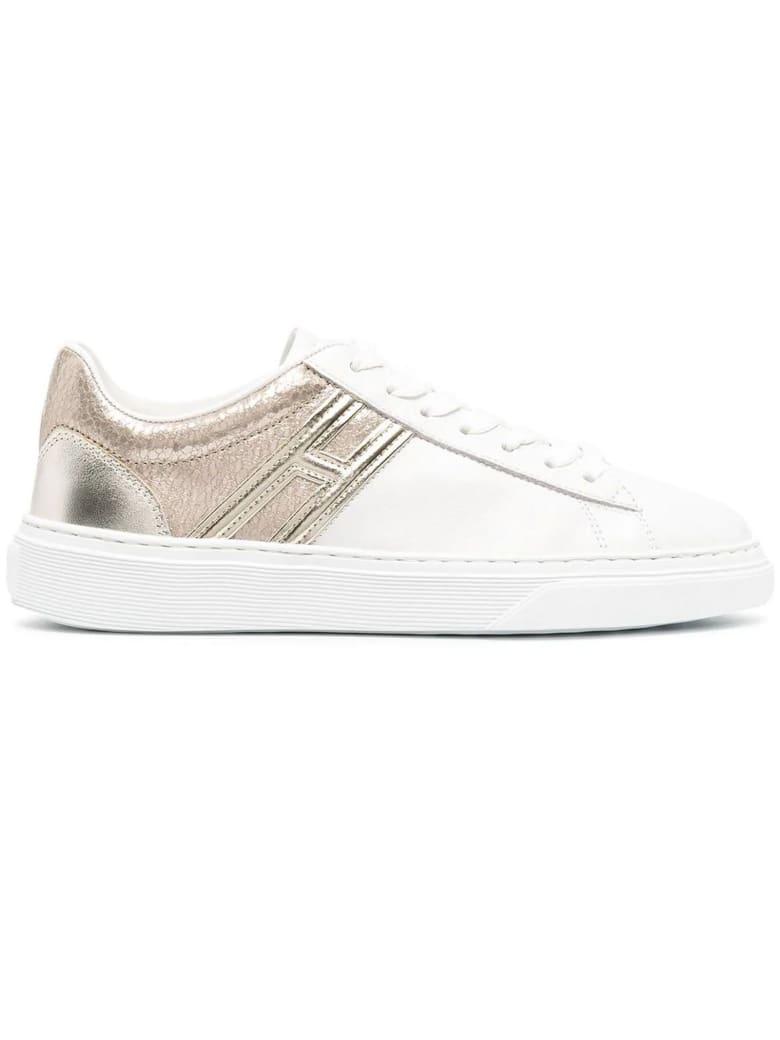 Hogan Sneakers H365 Gold, White