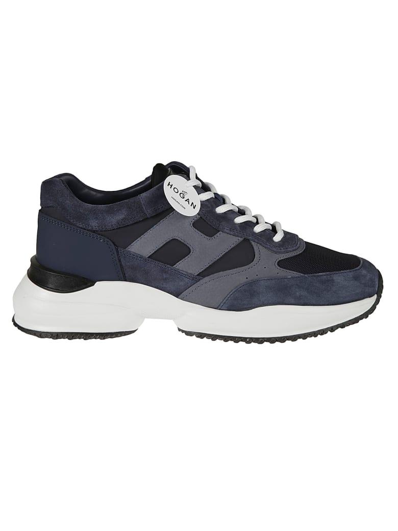 Hogan Interaction Sneakers - Blue