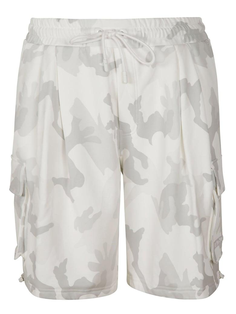 Dolce & Gabbana Drawstring Waist Side Pocket Shorts - White
