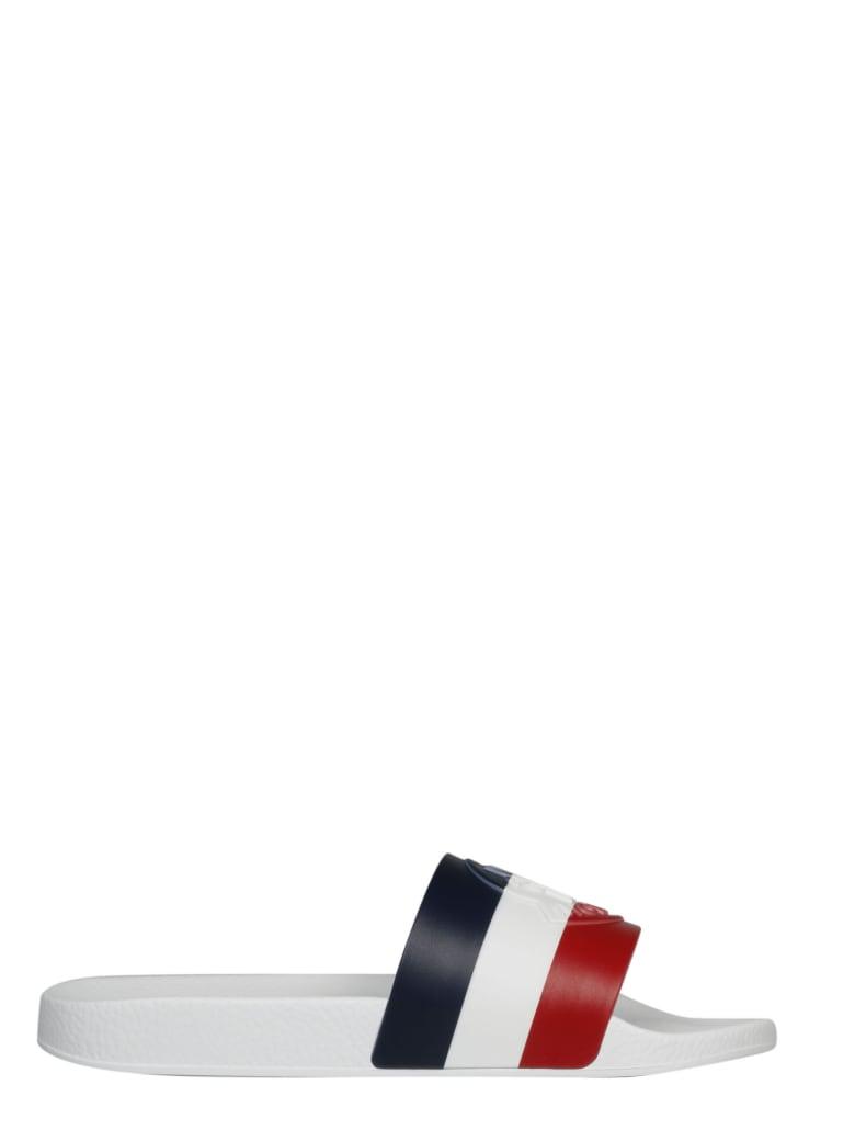 Moncler Basile Sandal - Bianco