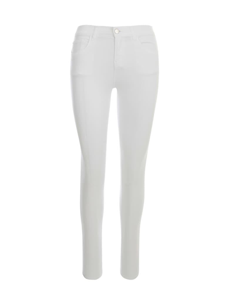 Emporio Armani Skinny Jeans - Bianco