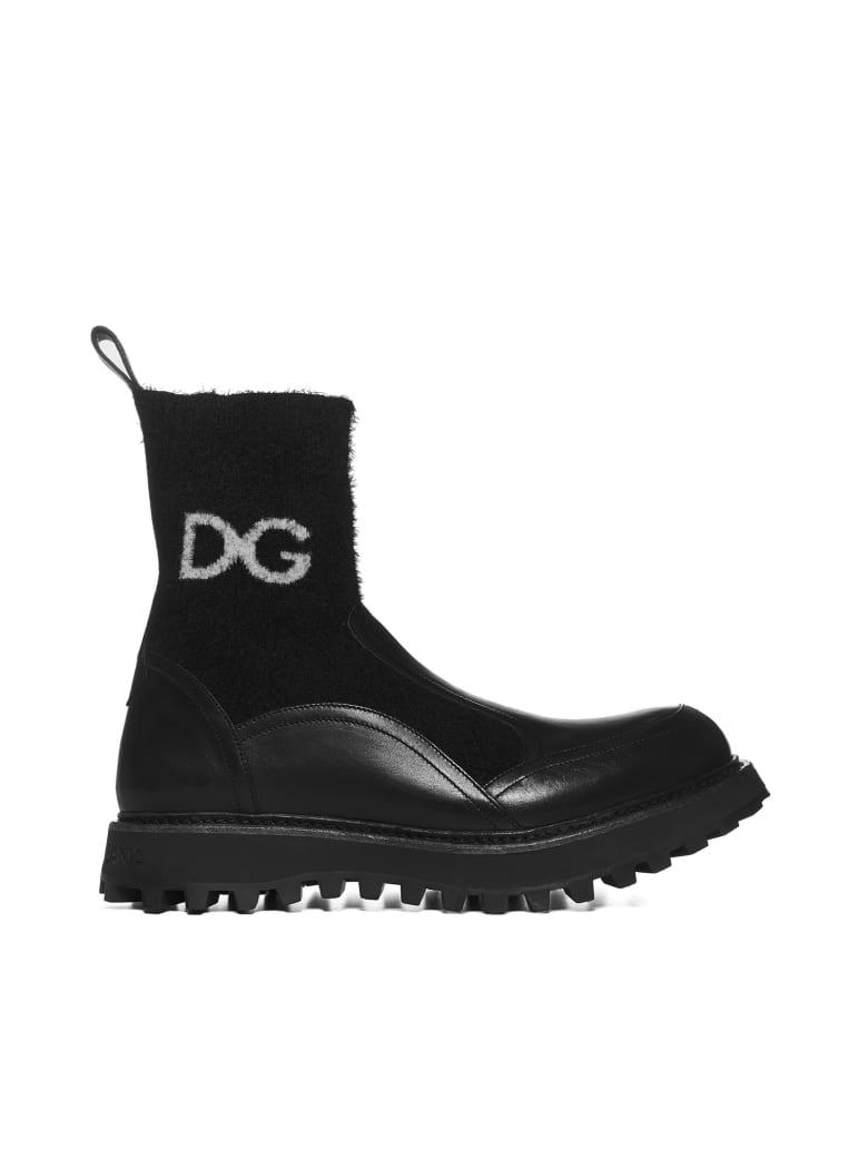 Dolce & Gabbana Boots - Nero nero