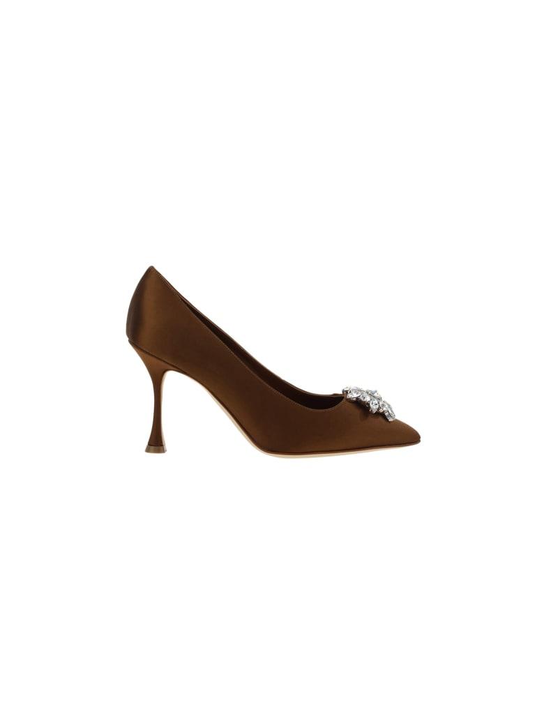 Manolo Blahnik Cassina90 Sandals - Mbrw