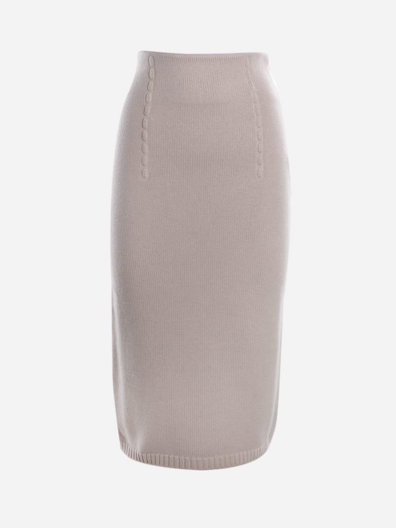 Fendi Karligraphy Cashmere Skirt - Promise