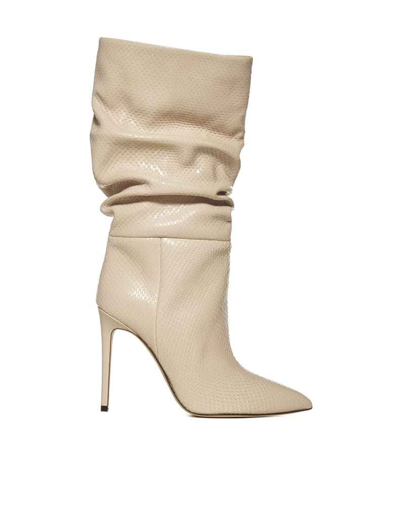 Paris Texas Boots - Fior di latte