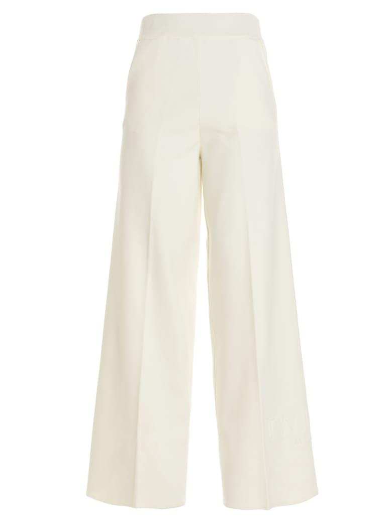 TwinSet Culotte Pants - White