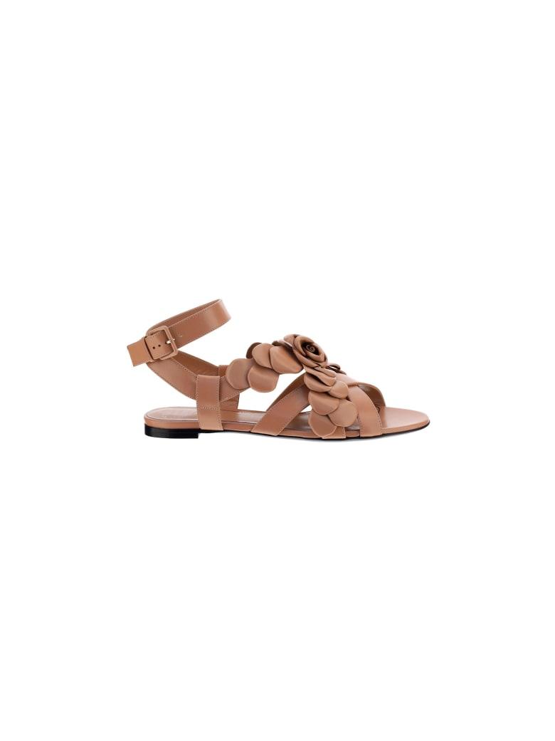 Valentino Garavani Sandals - Rose cannelle