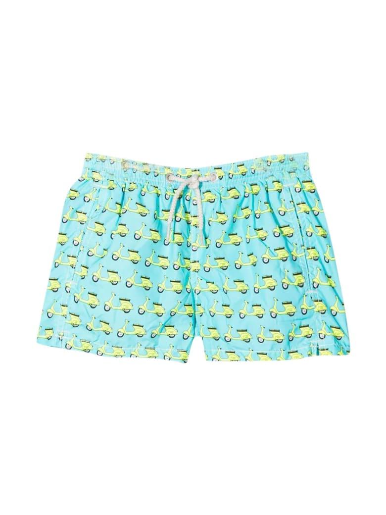 MC2 Saint Barth Teen Print Swimsuit - Unica