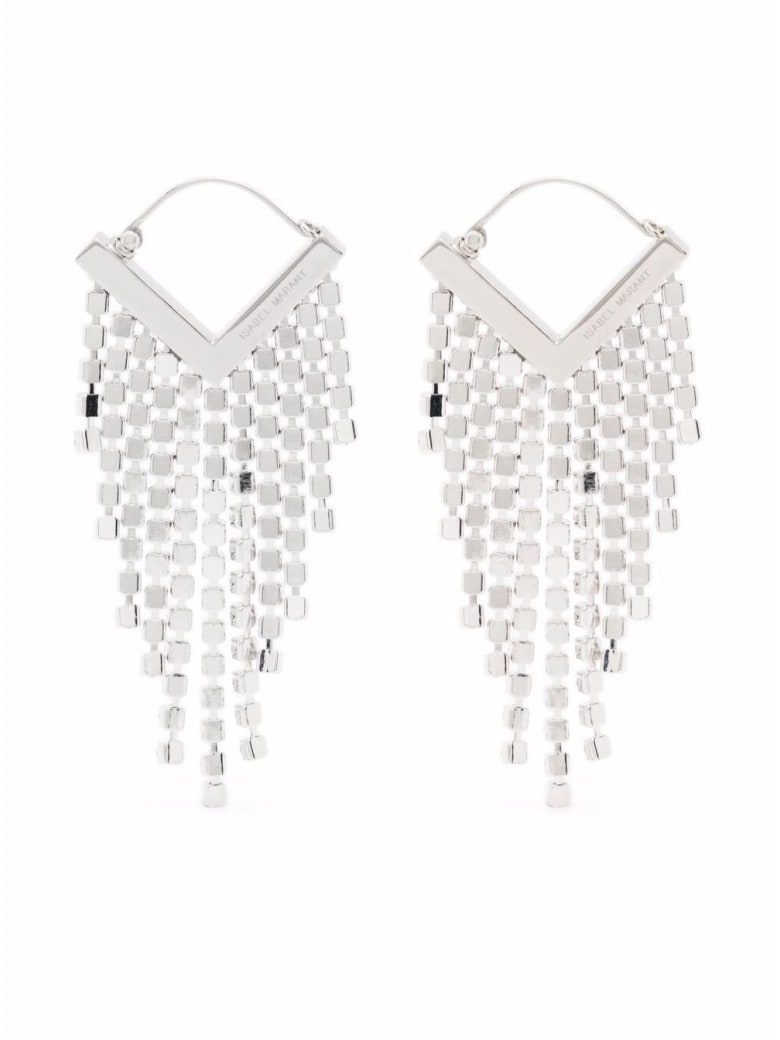 Isabel Marant Boucle D'oreill Earrings - Metallic
