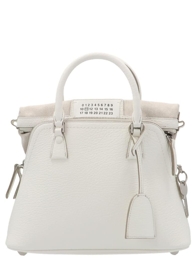 Maison Margiela '5ac' Mini Bag - WHITE