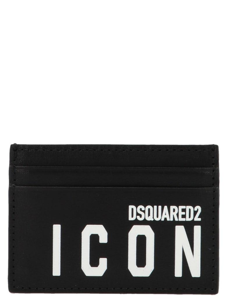 Dsquared2 'icon' Cardholder - Black