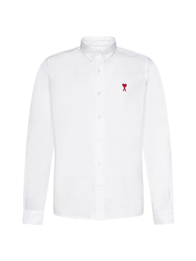 Ami Alexandre Mattiussi Shirt - White
