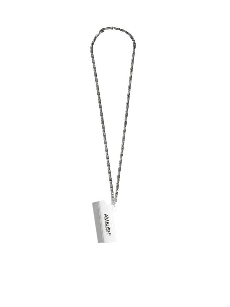AMBUSH Necklace - White no col