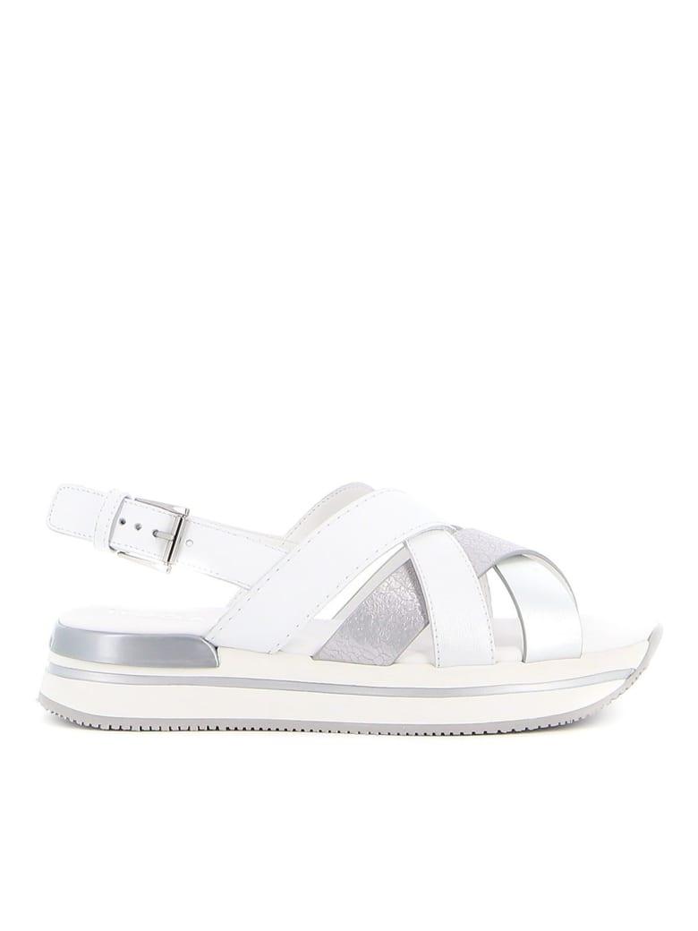 Hogan Sandals - Bianco
