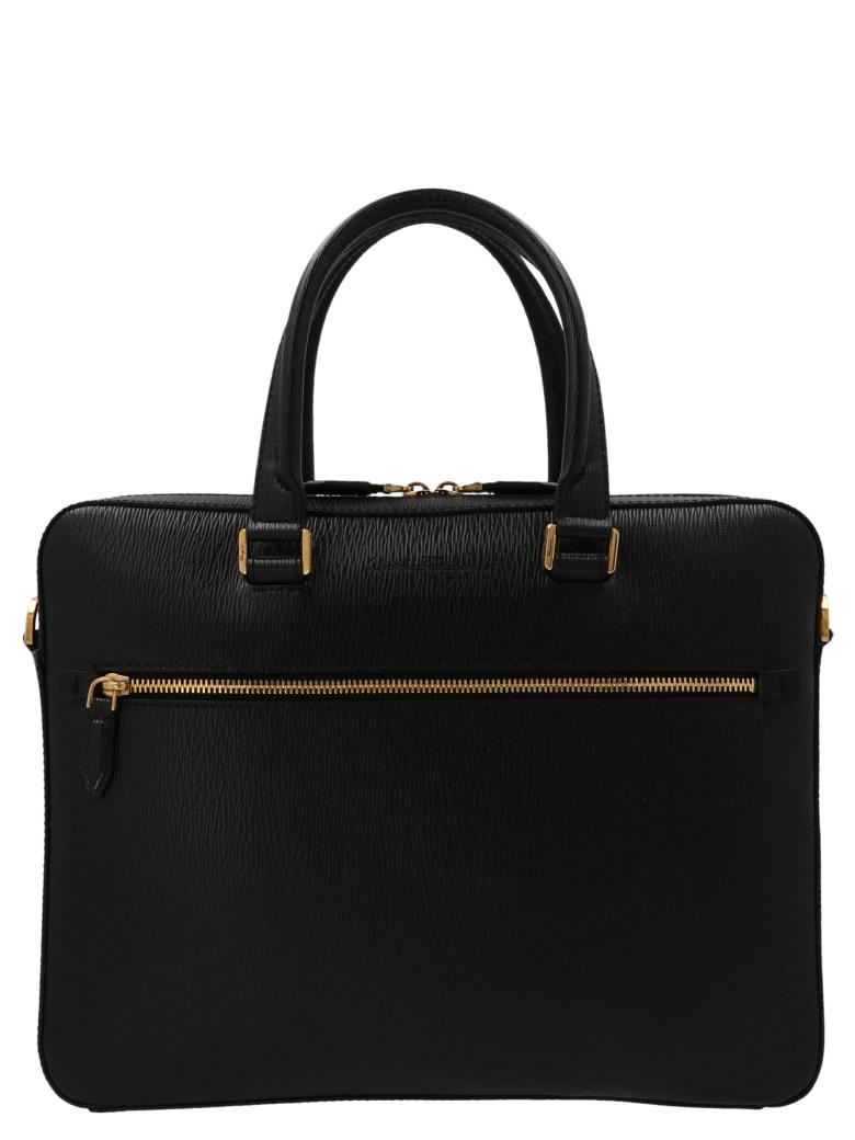 Salvatore Ferragamo 'revival 3.0' Bag - Black