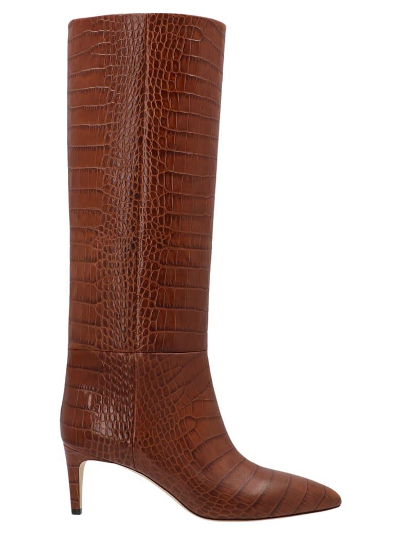 Paris Texas 'stiletto 60' Shoes - Brown