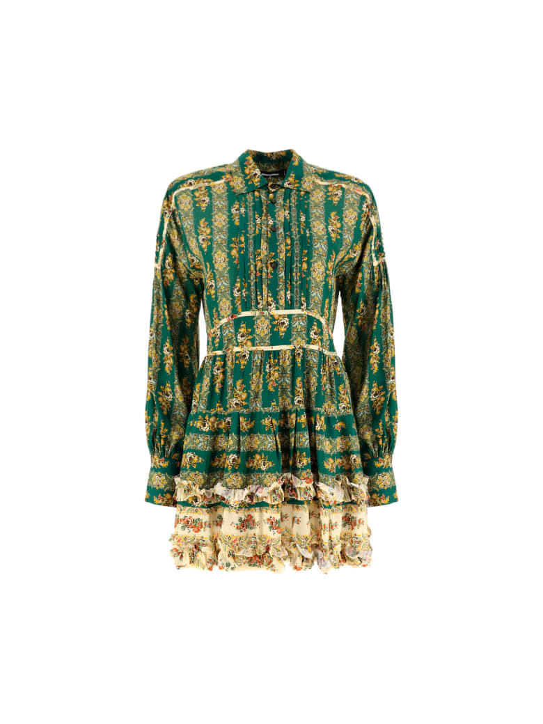 Dsquared2 Dress - Green