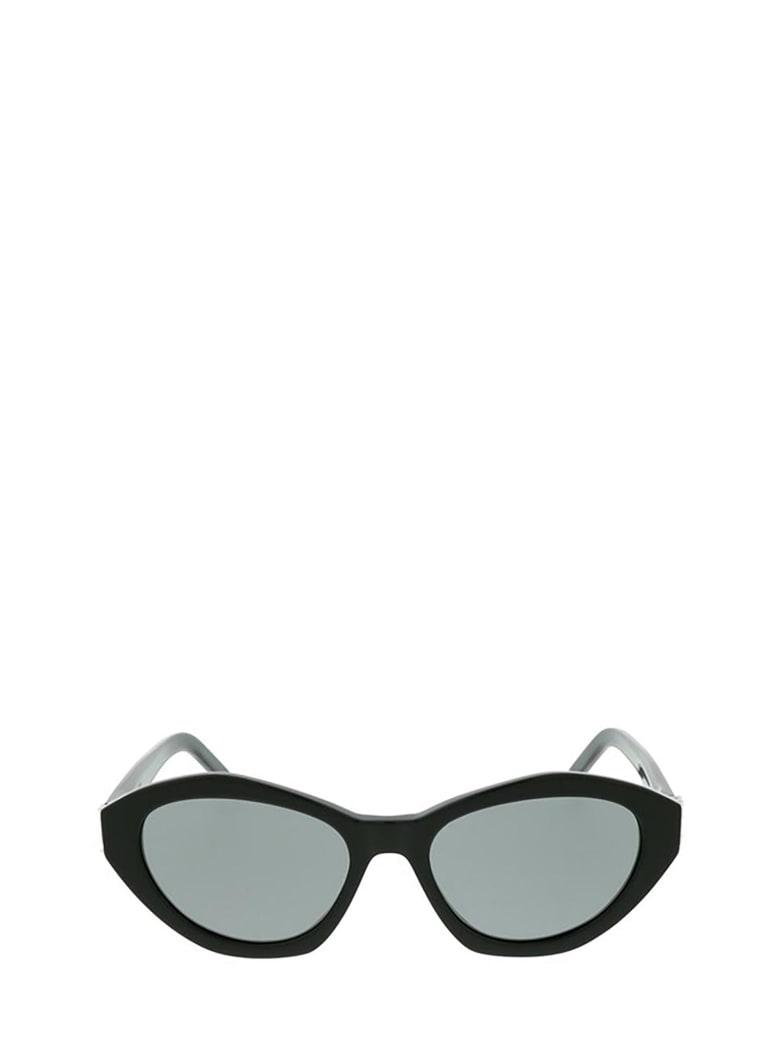 Saint Laurent Saint Laurent Sl M60 Black Sunglasses - Black