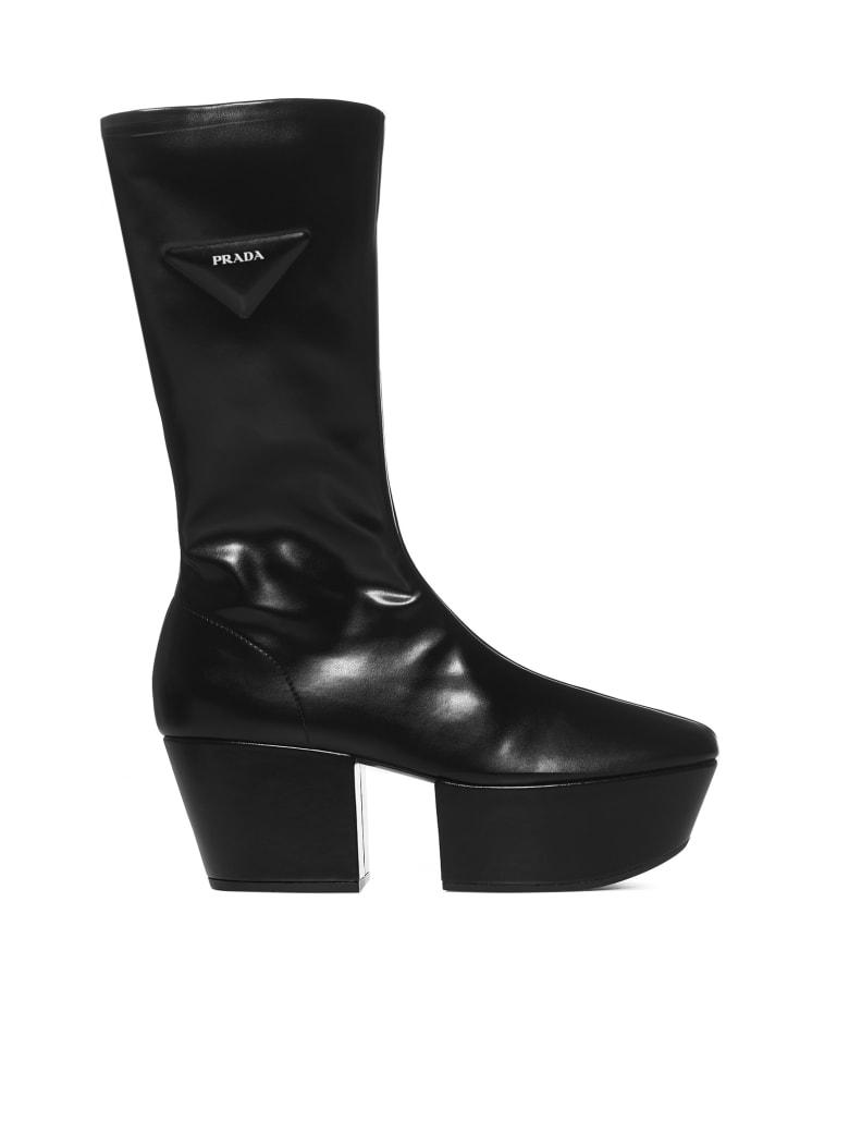 Prada Boots - Nero